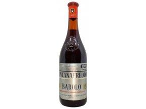 Barolo 1971 (Fontanafredda) A
