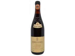 Barbaresco 1981 (Bersano)