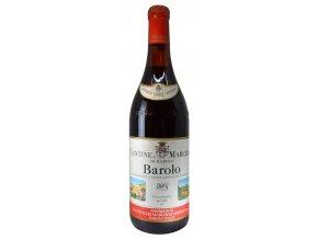 Barolo 1981 (Marchesi di Barolo)