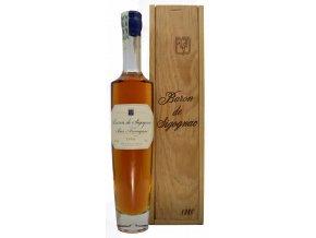 Armagnac 1986 (Baron de Sigognac) 2