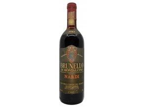 Brunello di Montalcino 1983 (Fattoria Casale del Bosco)