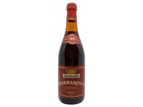 Barbaresco 1977 (Giordano)