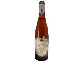 Oppenheimer Goldberg naturrein 1961 (Staatliche Weinbaudomane Mainz)