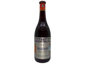 Barolo 1982 (Fontanafredda)