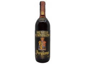 Brunello di Montalcino 1980 (Argiano)