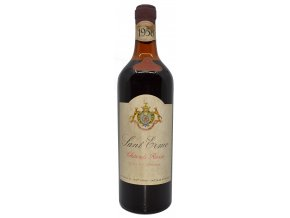 Chianti Rosso Colline Pisane 1958 (Fattoria di Sant'Ermo)