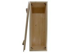Dřevěný box na láhev 1,5 l MAGNUM 2