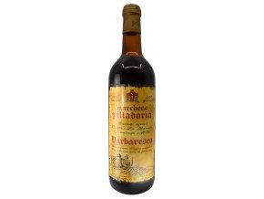 Barbaresco Riserva Speciale 1962 (Marchese Villadoria) 1
