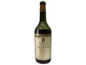 Ch. Talbot 1961 B