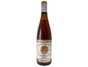 Rauenthaler Baiken Riesling Spatlese 1971 (Schloss Eltz)