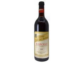 Barolo 1985 (Cantine Colli del Borbore)