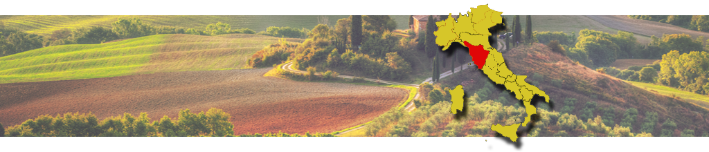 Toskánsko /Toscana/