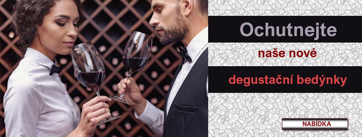 nové degustační bedýnky od wine of italy