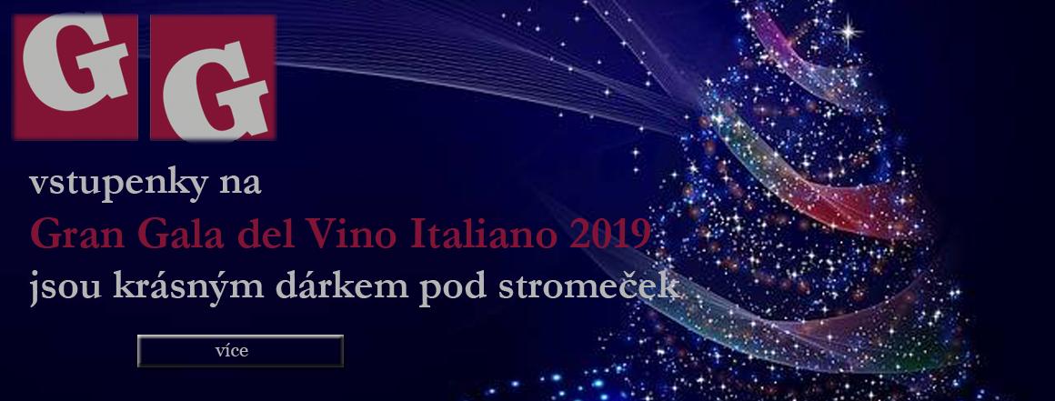 vstupenky na Gran Gala del vino italiano 2019