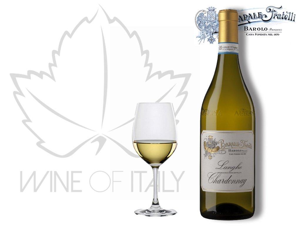Langhe Chardonnay Vigna Bussia Barrique DOC Baralle Fratelli, Vigna Bussia, Barale Fratelli