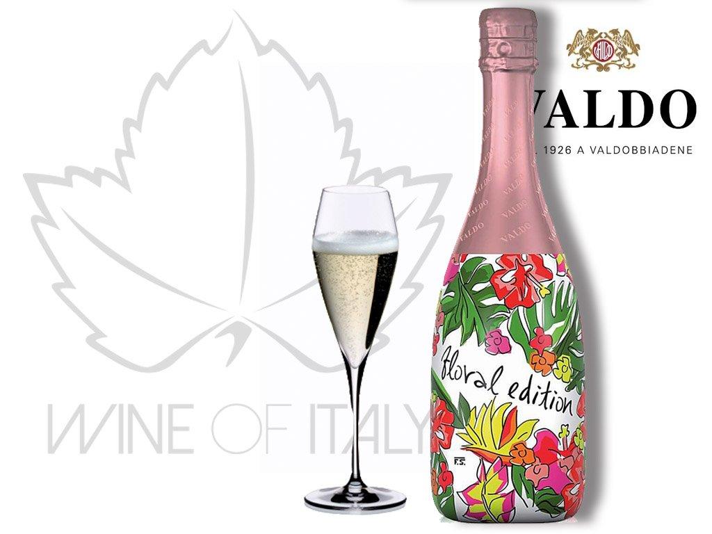 Floral šumivé víno prosseco Valdo Spumanti
