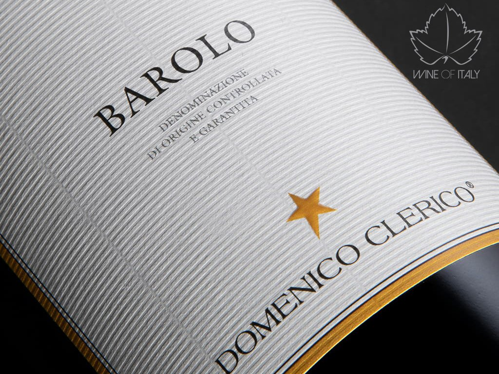 Barolo DOCG r. 2015, Domenico Clerico