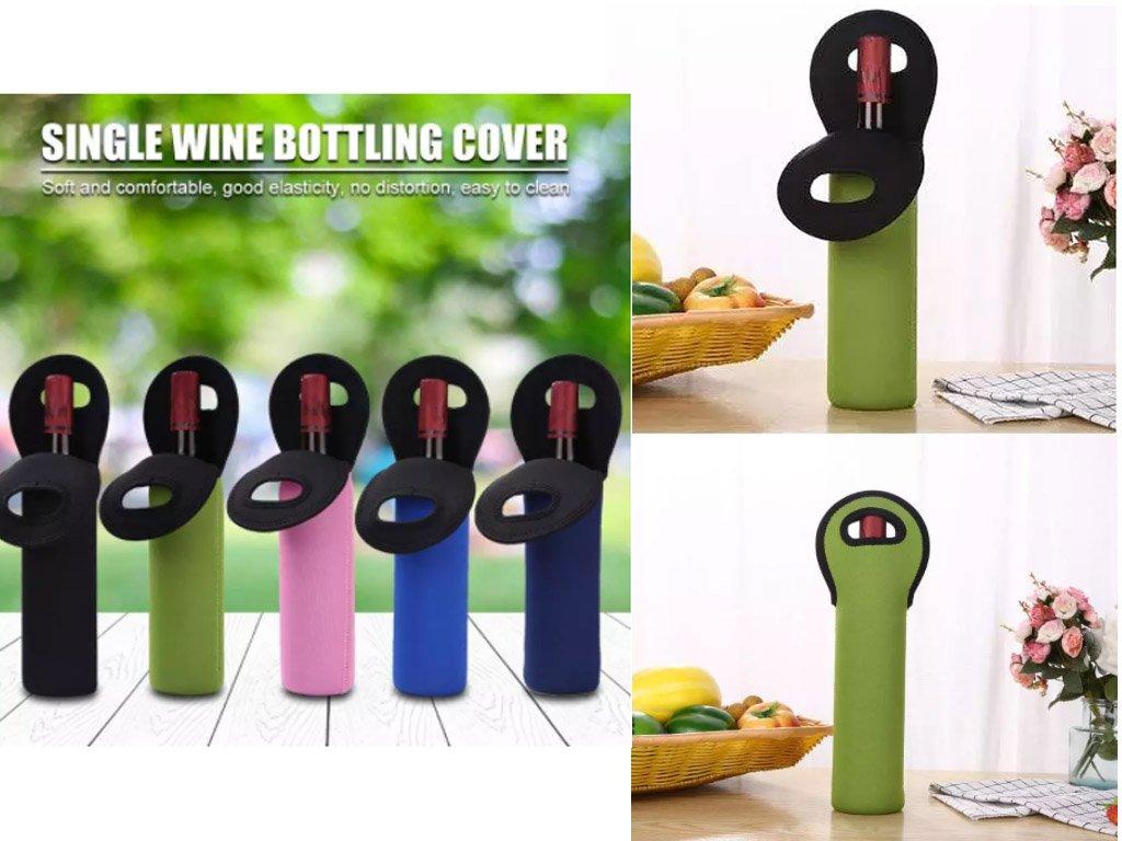 neoprénový obal na 1 láhev vína