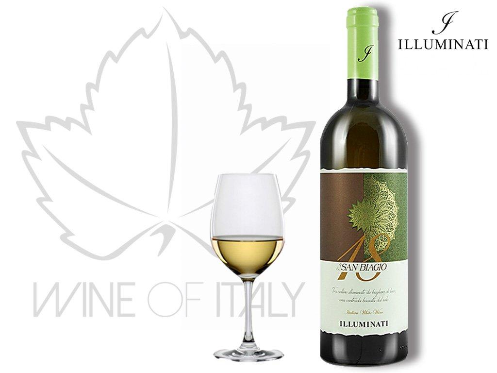 SAN BIAGIO 18 Colli Aprutini Bianco IGP Illuminati vini