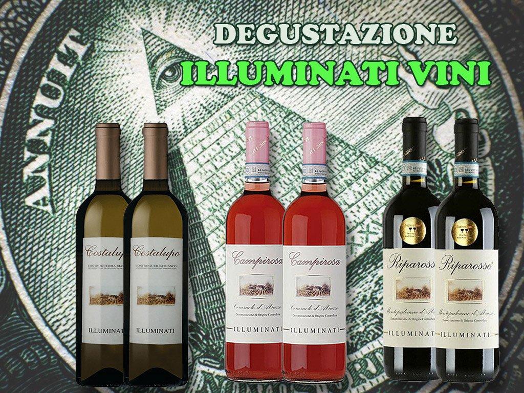 degustazione illuminati vini