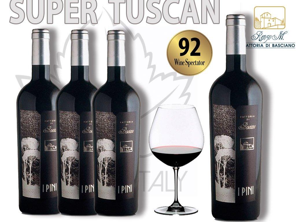 I PINI Colli della Toscana Centrale IGT 3+1 ZDARMA