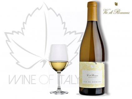 Chardonnay Friuli Isonzo VIE DI ROMANS DOC