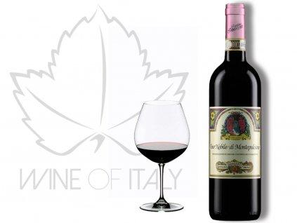 Vino Nobile di Montepulciano DOCG, Vittorio Innocenti, Itálie