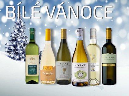 bílé vánoce a italská vína od wine of italy