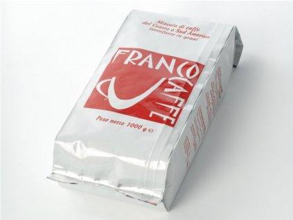 italská zrnková káva fairtrade, Franco Caffe