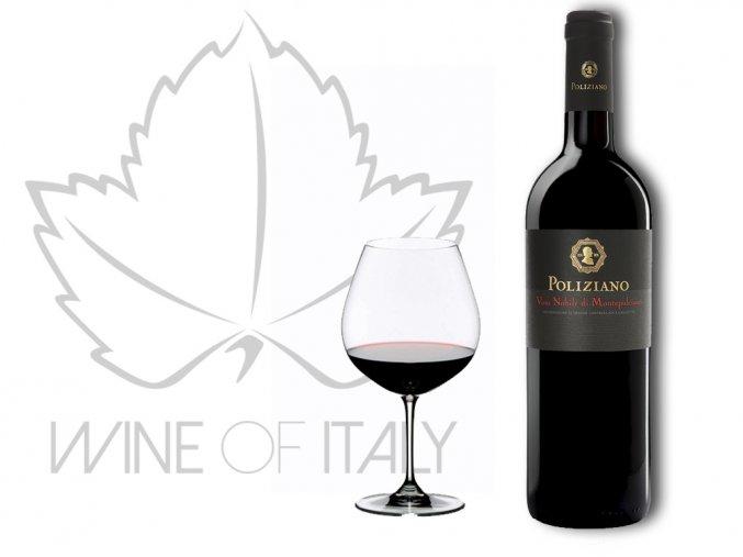 Vino Nobile di Montepulciano DOCG, r. 2016, Poliziano - wineofitaly.cz