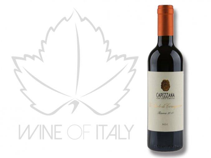 Vin Santo di Carmignano DOC 2010, Riserva, Capezzana