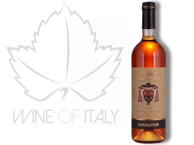 Vin Santo del Chianti DOC, Geografico - wineofitaly.cz