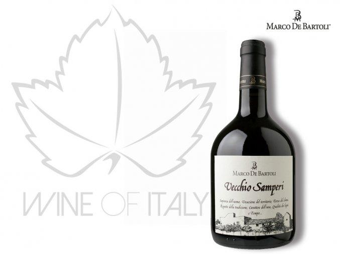 Marsala Vecchio Samperi (20 let), Marco De Bartoli - wineofitaly.cz