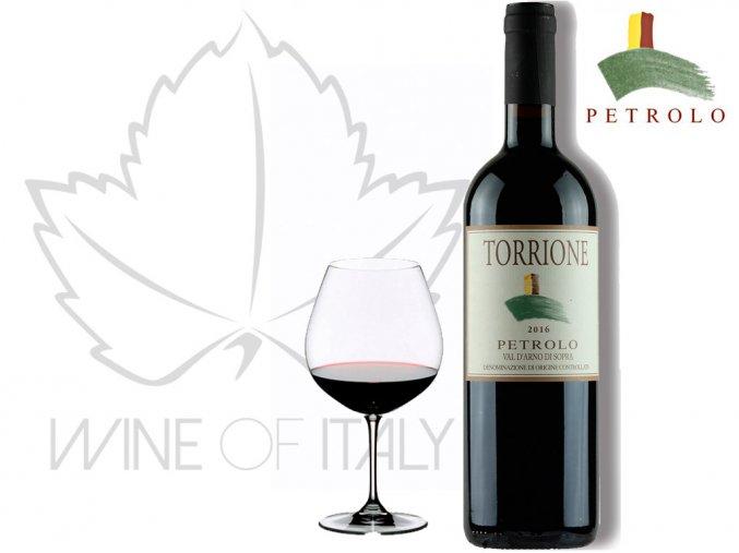 TORRIONE, Toscana Rosso IGT, Petrolo