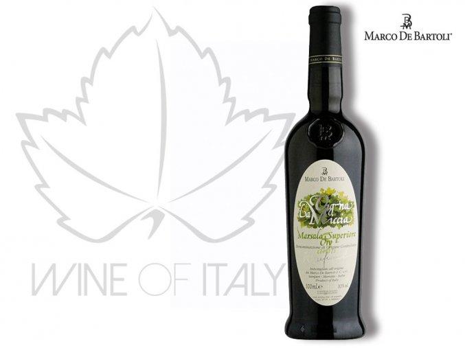 Marsala Vigna La Miccia (5 let), Marco de Bartoli - wineofitaly.cz
