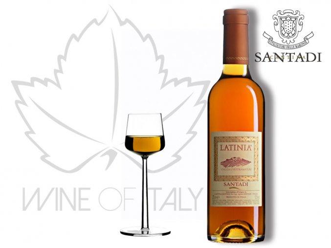 Latinia Valli di Porto Pino IGT Cantina Santadi - wineofitaly.cz