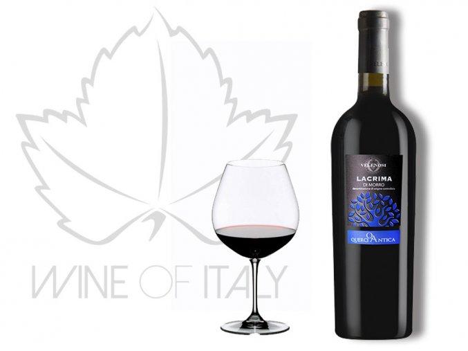 Lacrima di Morro d'Alba DOC Velenosi Vini - wineofitaly.cz
