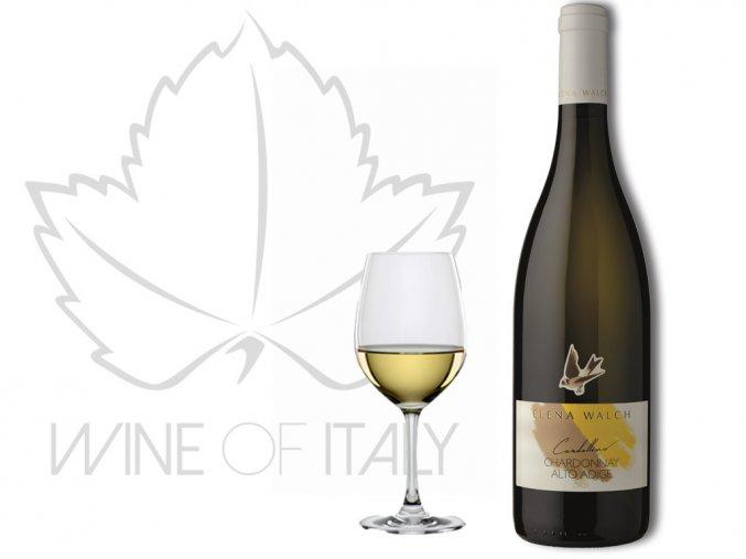 Chardonnay CARDELLINO DOC elena Walch Alto Adige