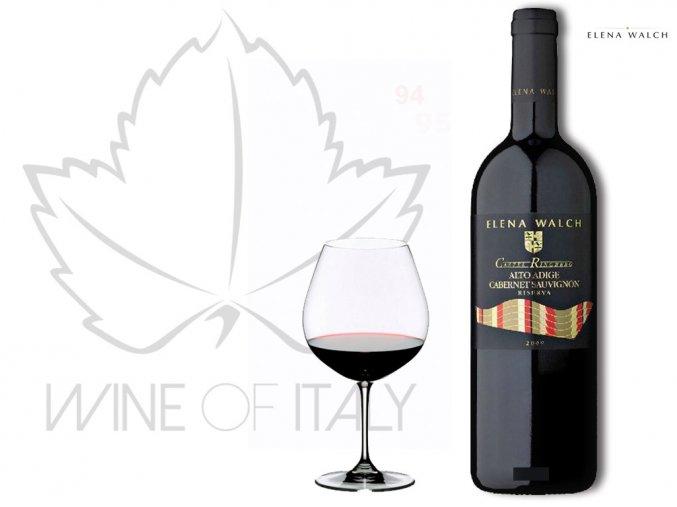3055 cabernet sauvignon riserva castel ringberg alto adige rosso d o c