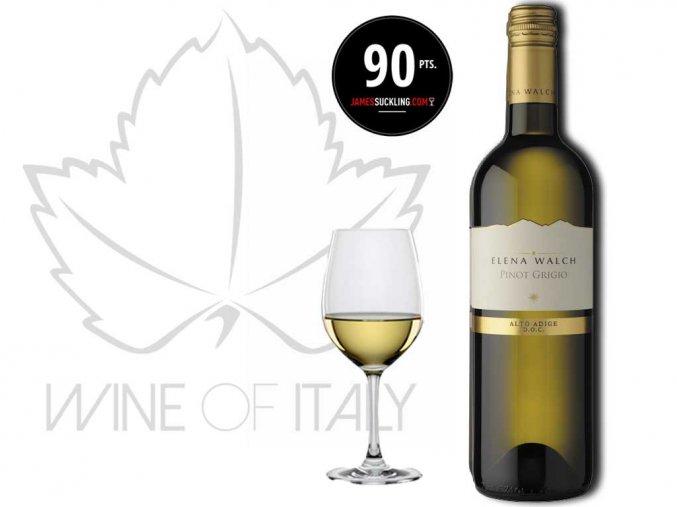 Pinot Grigio Alto Adige DOC, Elena Walch