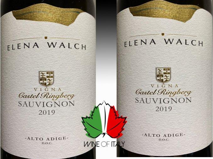 Sauvignon Castel Ringberg Alto Adige DOC Elena Walch
