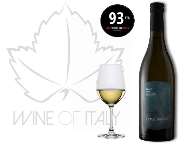 Jalé Sicilia Bianco IGT, Cusumano - wineofitaly.cz