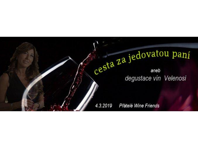 Degustace regionu Marche a vín z vinařství Velenosi