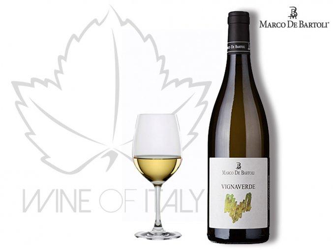 Vigna Verde Sicilia Grillo DOP Marco de Bartoli - wineofitaly.cz