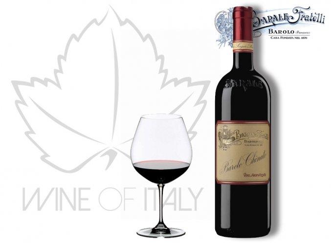 Barolo DOCG, r. 2013, Barale Fratelli - Piemont, wineofitaly.cz