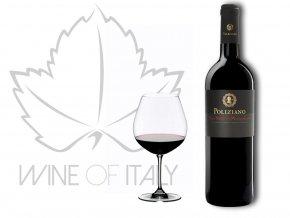 Vino Nobile di Montepulciano DOCG, r. 2015, Poliziano - wineofitaly.cz