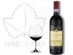 Tricerchi, Brunello di Montalcino D.O.C.G. (Ročník vína 2007)