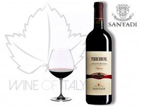 Terre Brune Carignano del Sulcis Superiore DOC, r.2013 Santadi od Wine of Italy