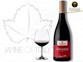 Primitivo di Manduria DOP Cantine Due Palme Wine of Italy