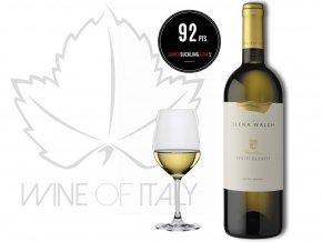 Pinot Bianco Kristallberg Alto Adige Bianco DOC Elena Walch od Wine of Italy